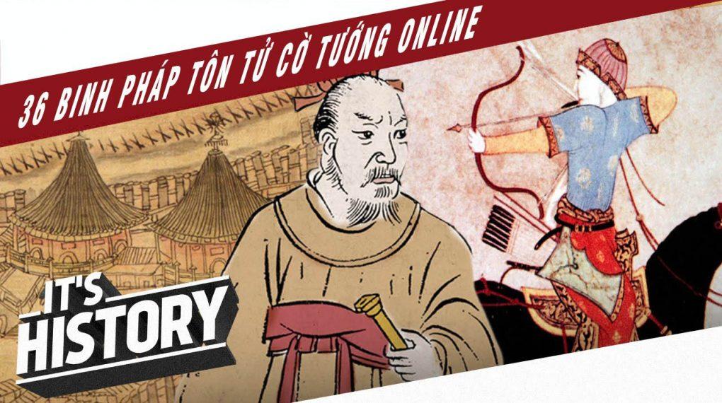 36 kế sách, tôn tử, kế sách tôn tử, game cờ tướng, game cờ tướng online