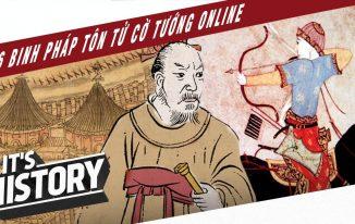 36 Binh Pháp Cờ Tướng Online – Tại Sao Chơi Cờ Tướng Online Tốt Hơn