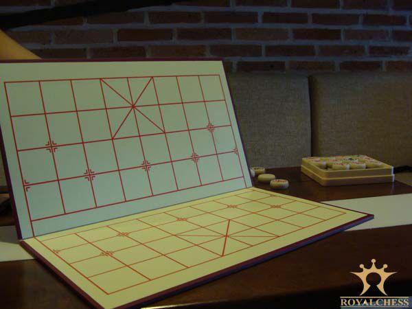 bàn cờ tướng, giấy carton, bàn cờ tướng giấy carton