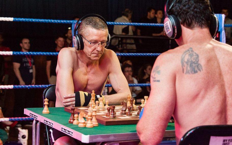 chessboxing, chơi cờ vua, đánh cờ vua, boxing, boxer