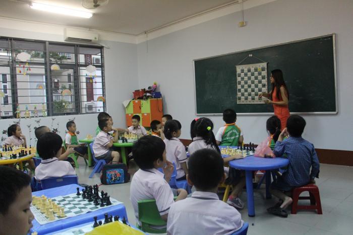 game, chess, trò chơi dân gian, dạy cờ vua