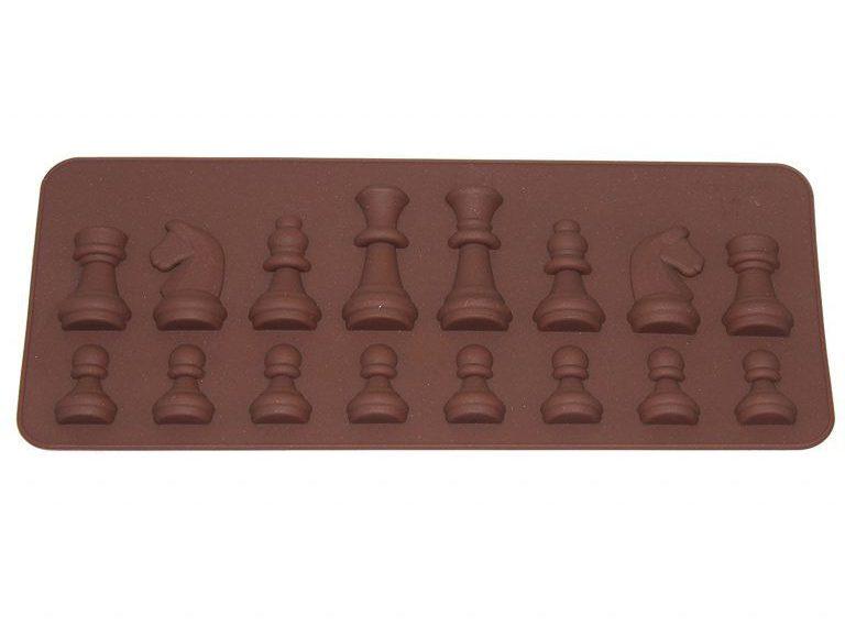 quân cờ vua, socola, chocolate