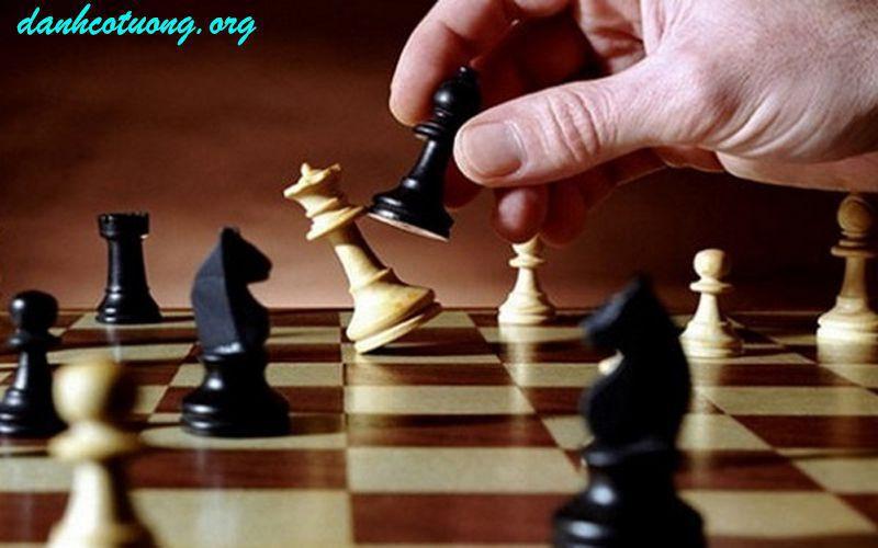 cách đánh tàn cuộc cờ vua