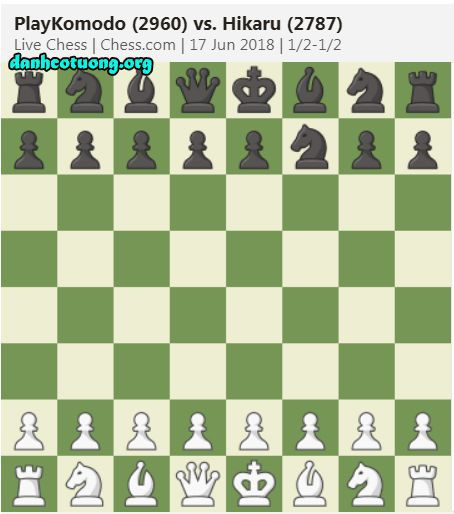 đánh cờ vua với máy tính