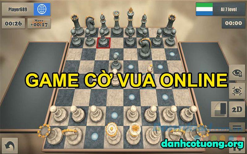 Game cờ vua online