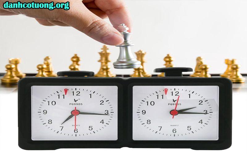 Đồng hồ thi đấu cờ vua