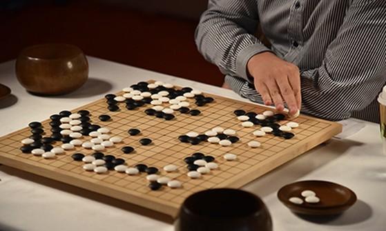 cách chơi cờ vây đơn giản