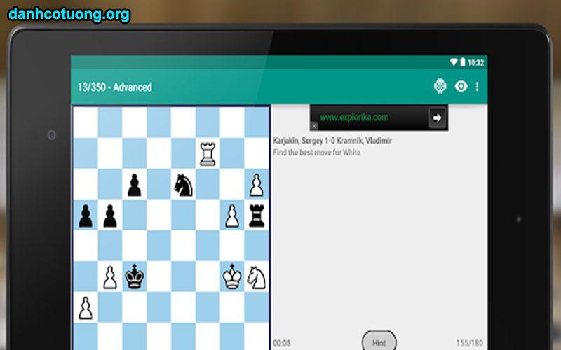 Game cờ vua IChess