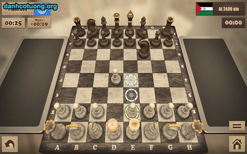 Tải game cờ vua Real Chess