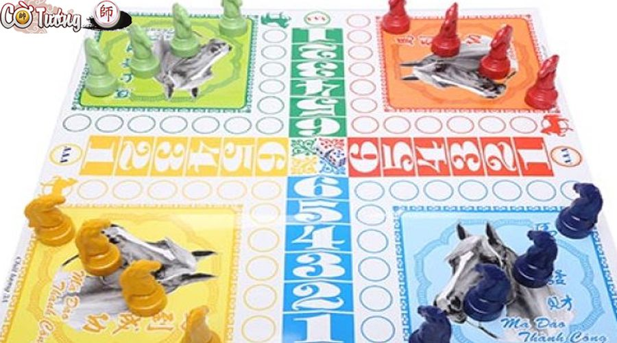 Game cờ cá ngựa hay